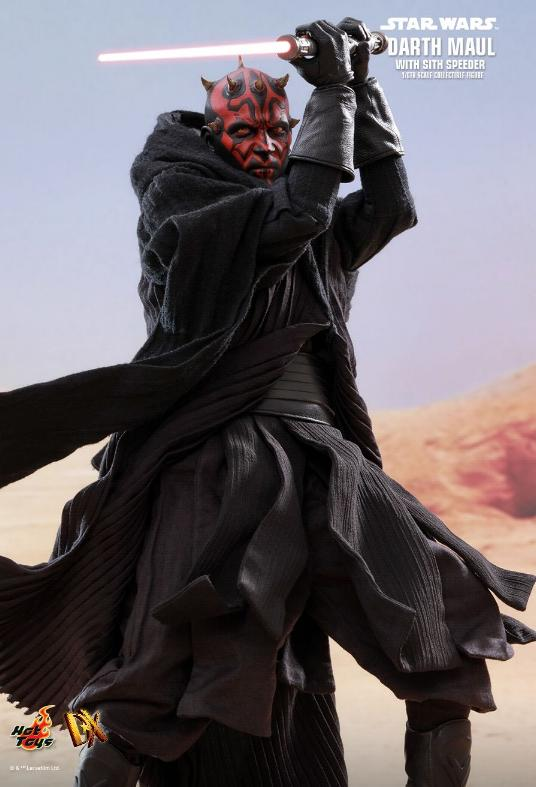 Hot Toys - Star Wars Episode I Darth Maul Sixth Scale Figure Maulan17