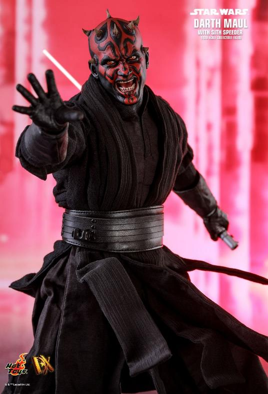 Hot Toys - Star Wars Episode I Darth Maul Sixth Scale Figure Maulan18