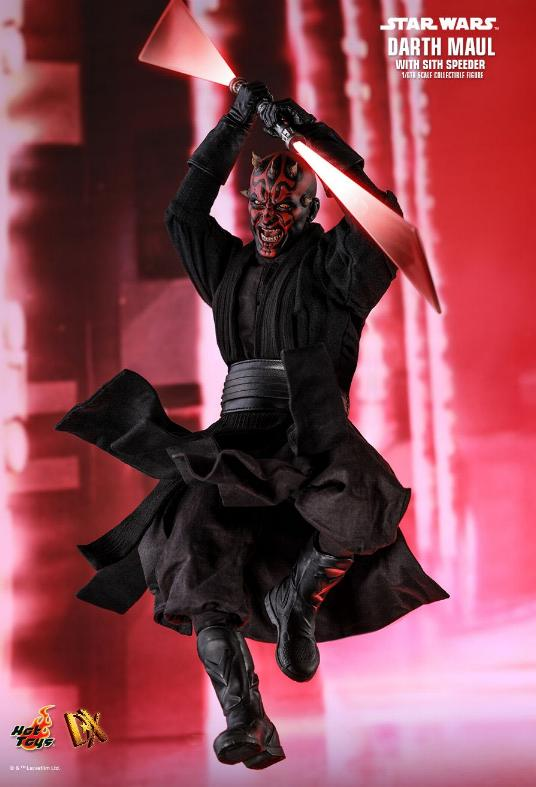 Hot Toys - Star Wars Episode I Darth Maul Sixth Scale Figure Maulan19