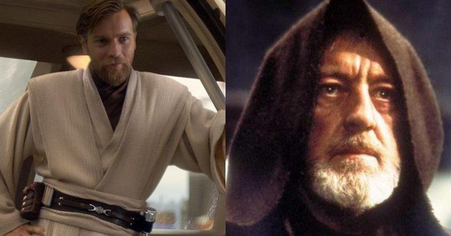 Les NOUVELLES de la série Star Wars Obi Wan Kenobi Mcgreg10