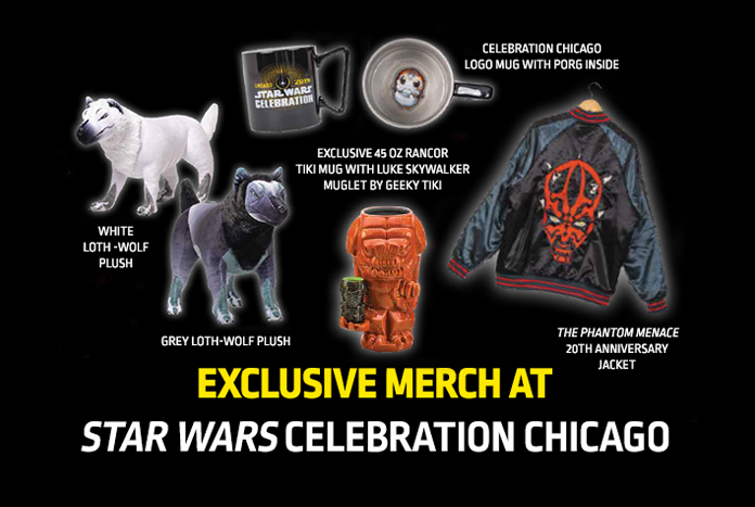 Star Wars Celebration 2019 - Chicago - 11-15 Avril 2019 - Page 2 Mercha10