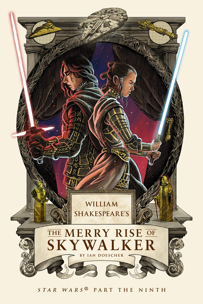 William Shakespeare's The Merry Rise of Skywalker Merry-10