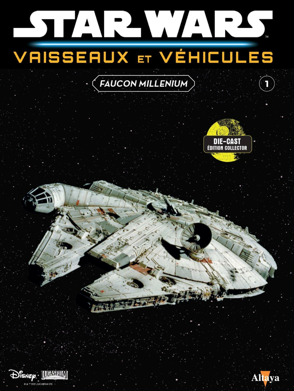 Collection Star Wars Vaisseaux et Véhicules - Altaya Mill_f10