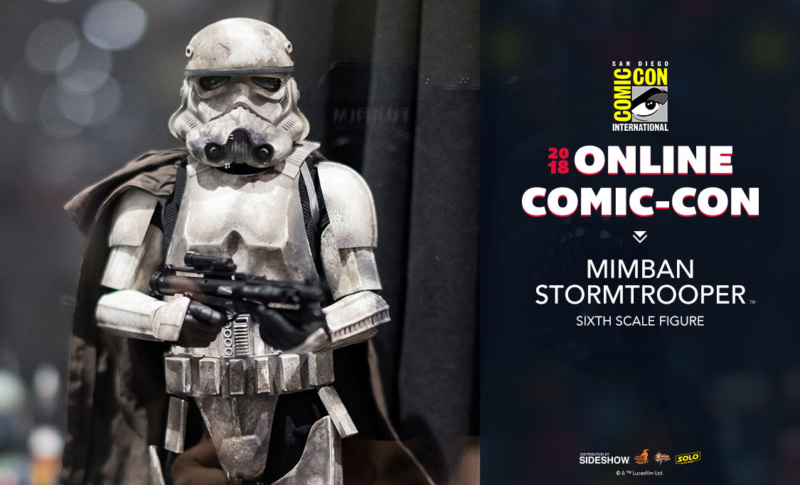 Hot Toys Star Wars - Mimban Stormtrooper Sixth Scale Figure Mimban10
