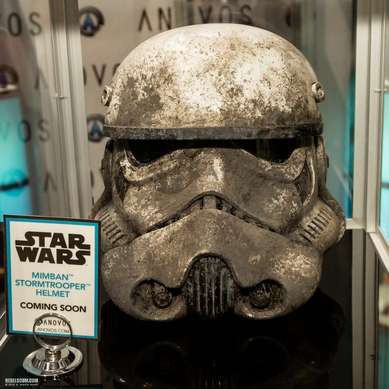 ANOVOS STAR WARS - Mimban Stormtrooper Helmet Mimban11