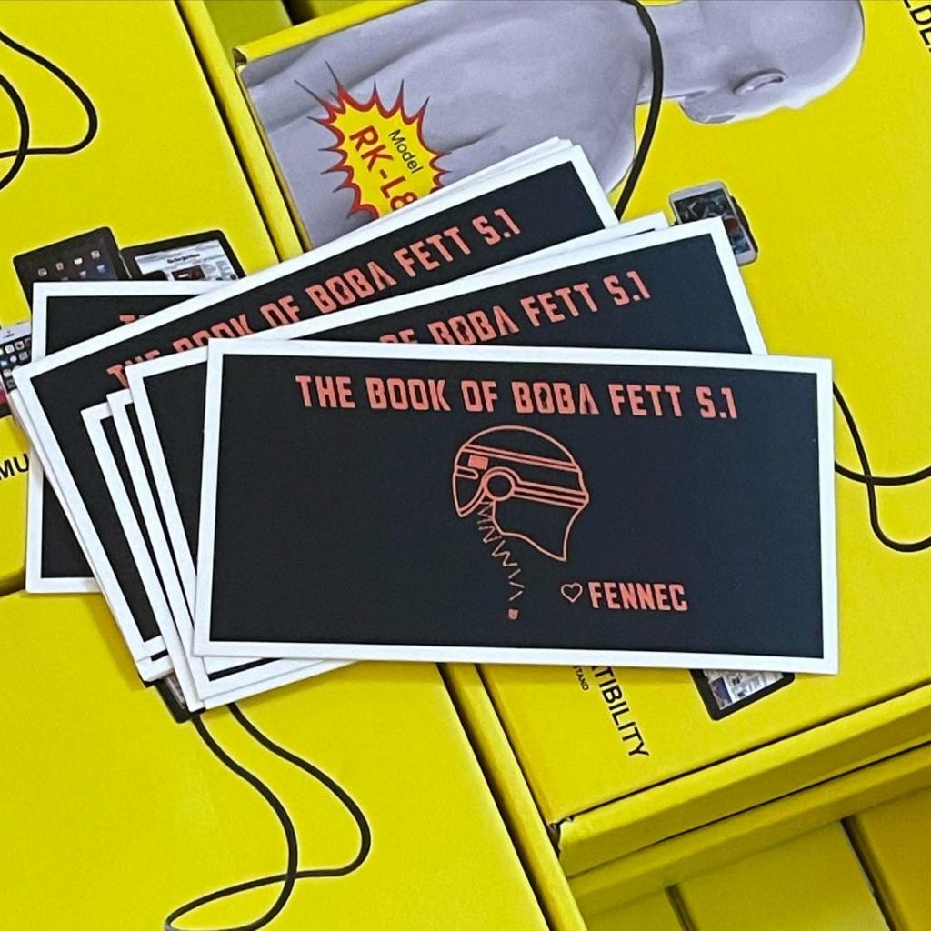 Star Wars The Book Of Boba Fett : Les NOUVELLES de la série Ming-n12