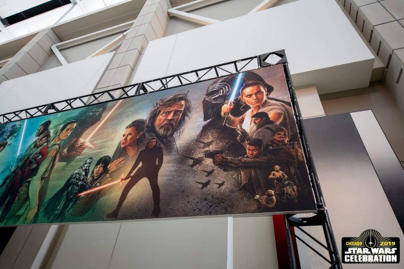 Star Wars Celebration 2019 - Chicago - 11-15 Avril 2019 Mural_11