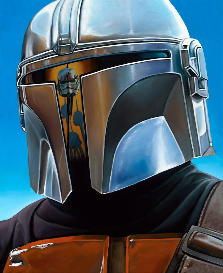 Artwork Star Wars Artiste : Christian Waggoner No_lov10