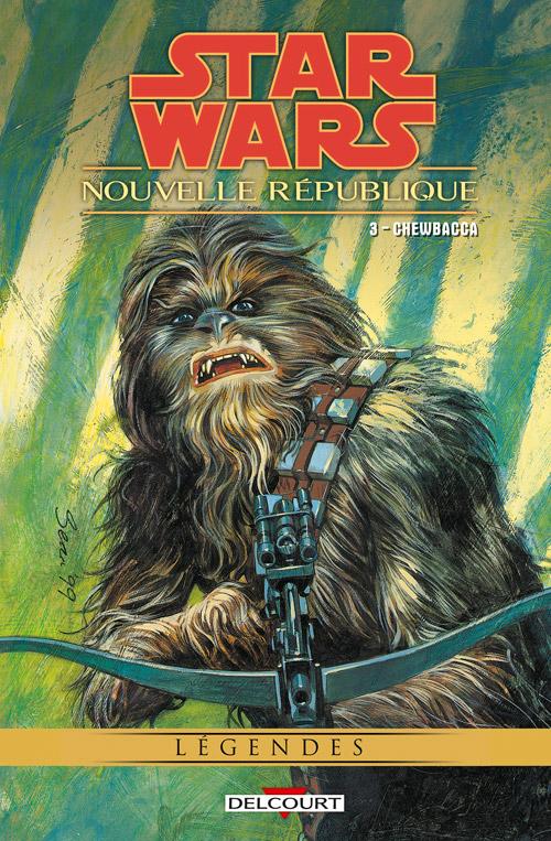 Intégrale Star Wars Nouvelle République - DELCOURT  Nouvel15
