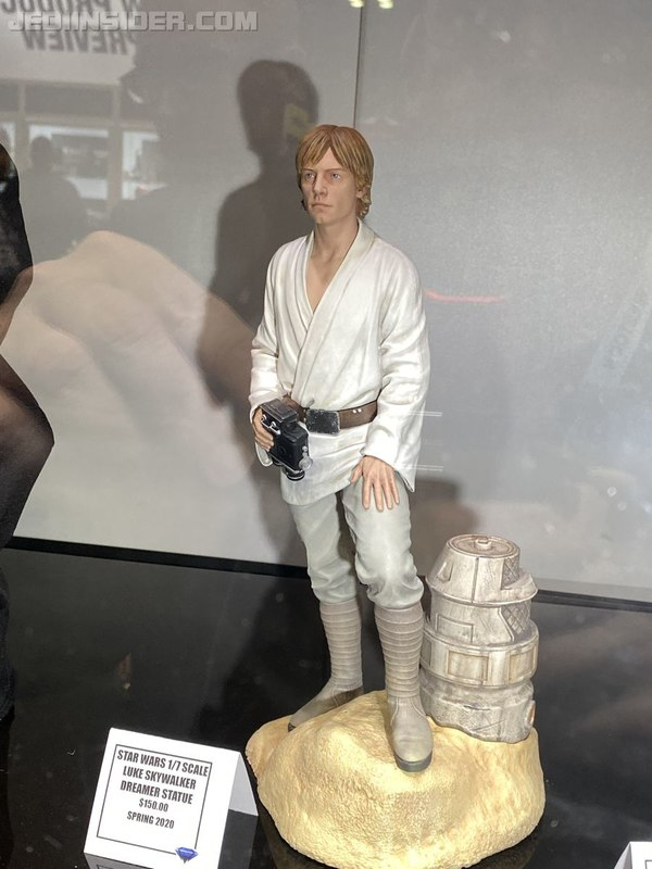 Luke Dreamer Statue - Diamond Select Toys/Gentle Giant Nycc2010