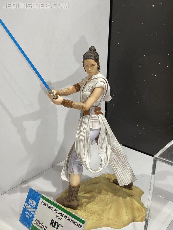 Star Wars Rey ARTFX Statue - Kotobukiya Nycc_210
