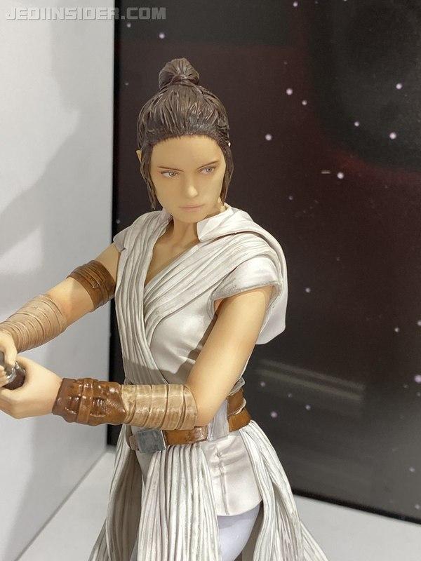 Star Wars Rey ARTFX Statue - Kotobukiya Nycc_211