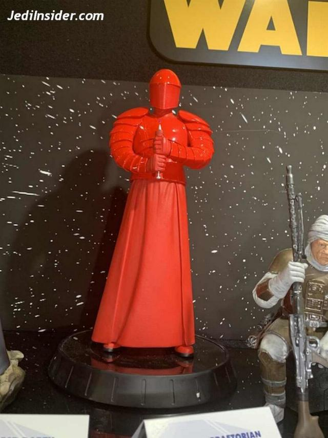 Gentle Giant - StarWars PRAETORIAN GUARD 1/6th scale statue  Nytf_016