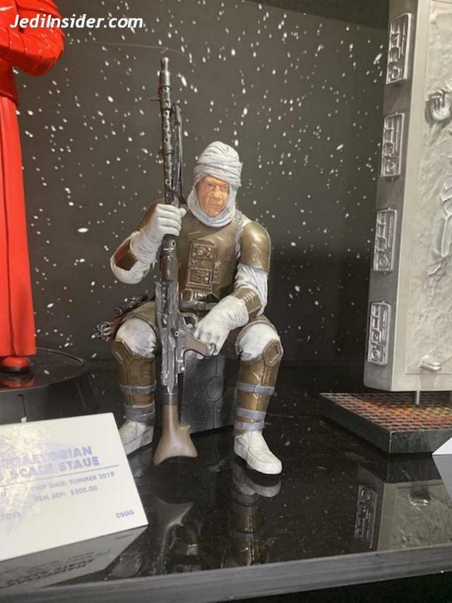 Gentle Giant - Dengar Collector's Gallery statue Nytf_017