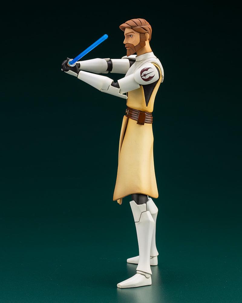 Obi-Wan Kenobi (TCW) ARTFX+ - Kotobukiya Obi_tc12