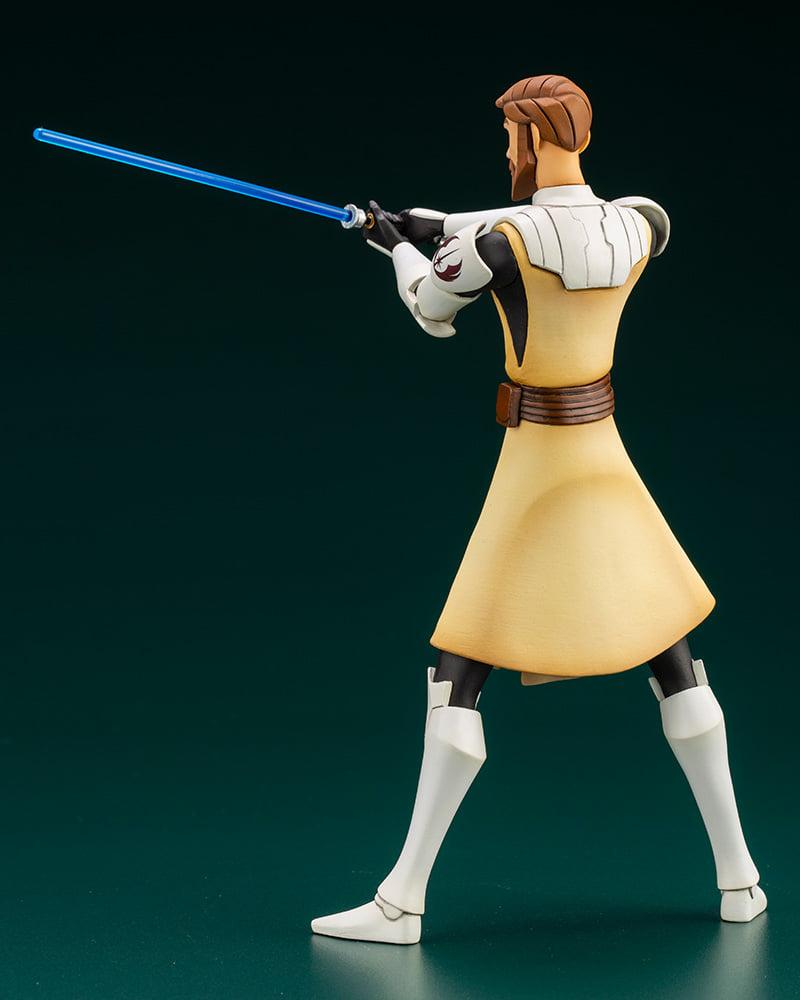 Obi-Wan Kenobi (TCW) ARTFX+ - Kotobukiya Obi_tc13