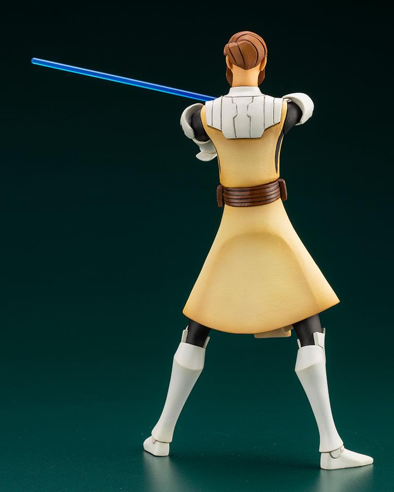 Obi-Wan Kenobi (TCW) ARTFX+ - Kotobukiya Obi_tc14
