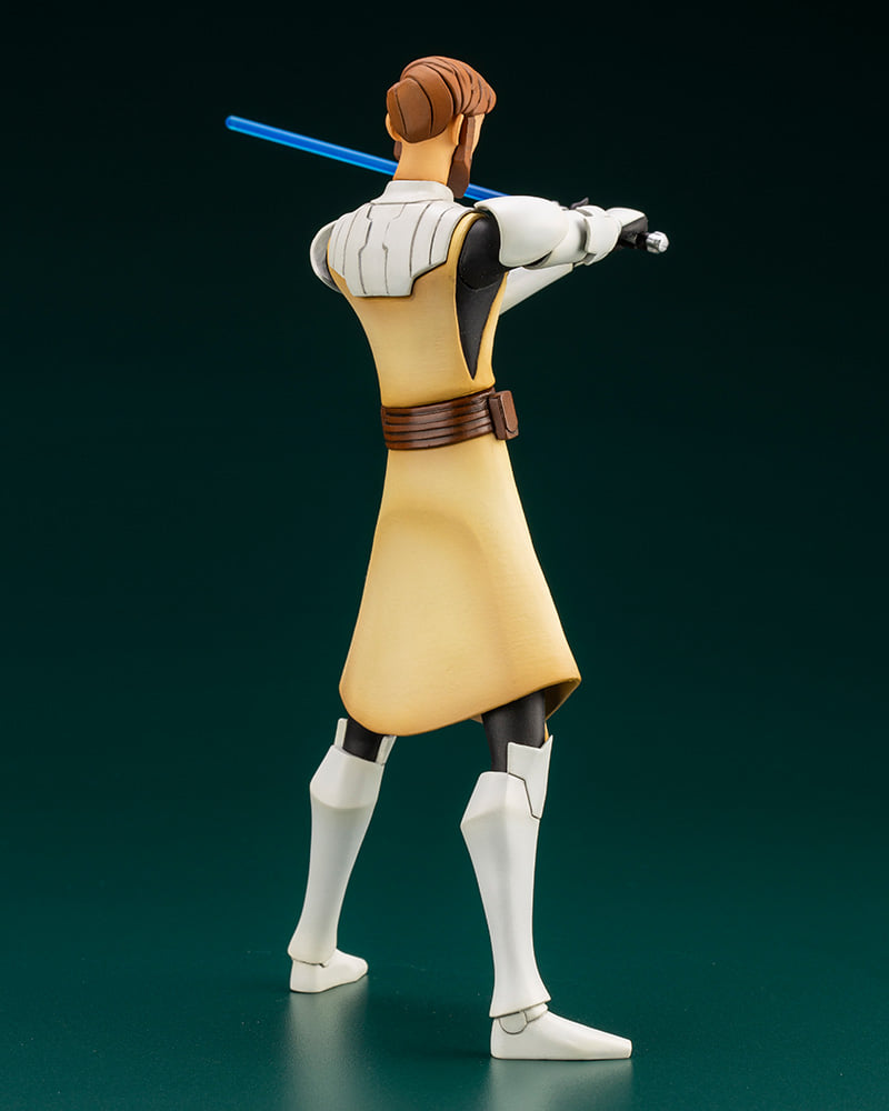 Obi-Wan Kenobi (TCW) ARTFX+ - Kotobukiya Obi_tc15