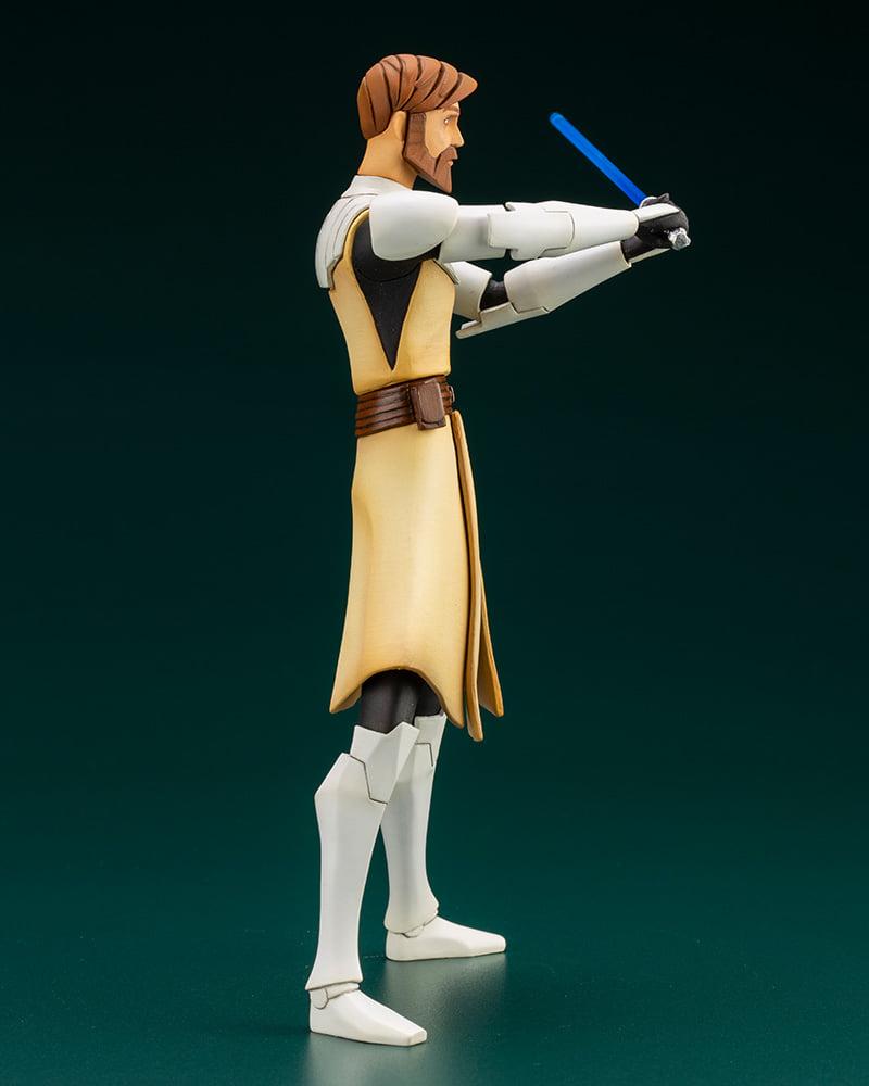 Obi-Wan Kenobi (TCW) ARTFX+ - Kotobukiya Obi_tc16