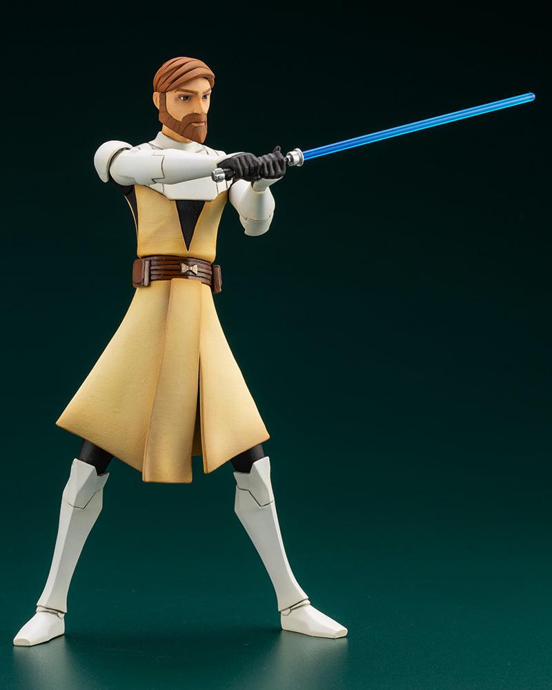 Obi-Wan Kenobi (TCW) ARTFX+ - Kotobukiya Obi_tc17