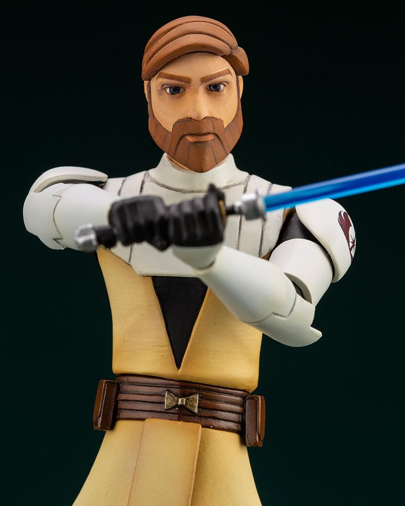 Obi-Wan Kenobi (TCW) ARTFX+ - Kotobukiya Obi_tc18