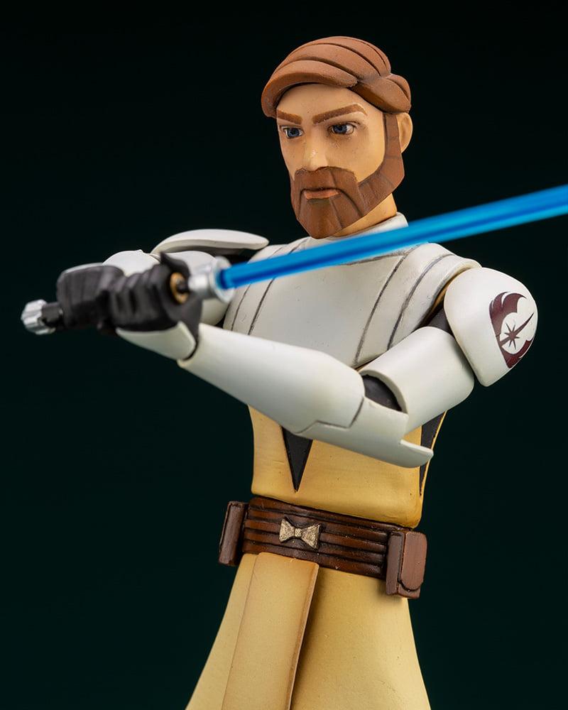 Obi-Wan Kenobi (TCW) ARTFX+ - Kotobukiya Obi_tc20