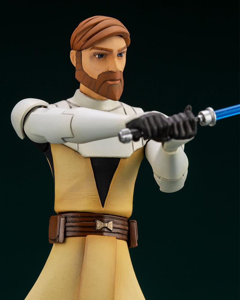 Obi-Wan Kenobi (TCW) ARTFX+ - Kotobukiya Obi_tc21