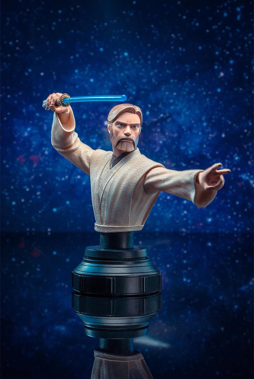 Star Wars Obi Wan Kenobi Bust - 1:7 Scale - Gentle Giant Obi_wa34