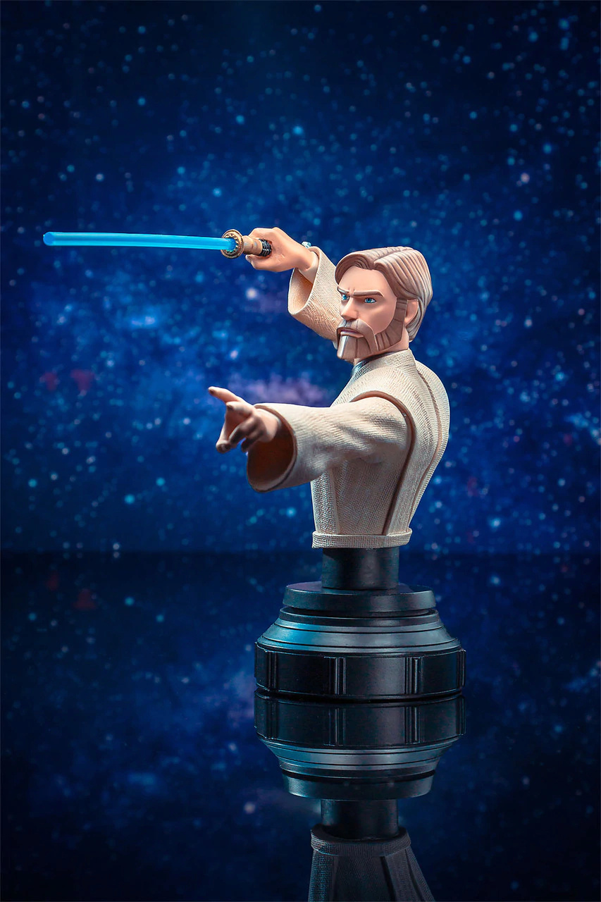 Star Wars Obi Wan Kenobi Bust - 1:7 Scale - Gentle Giant Obi_wa35