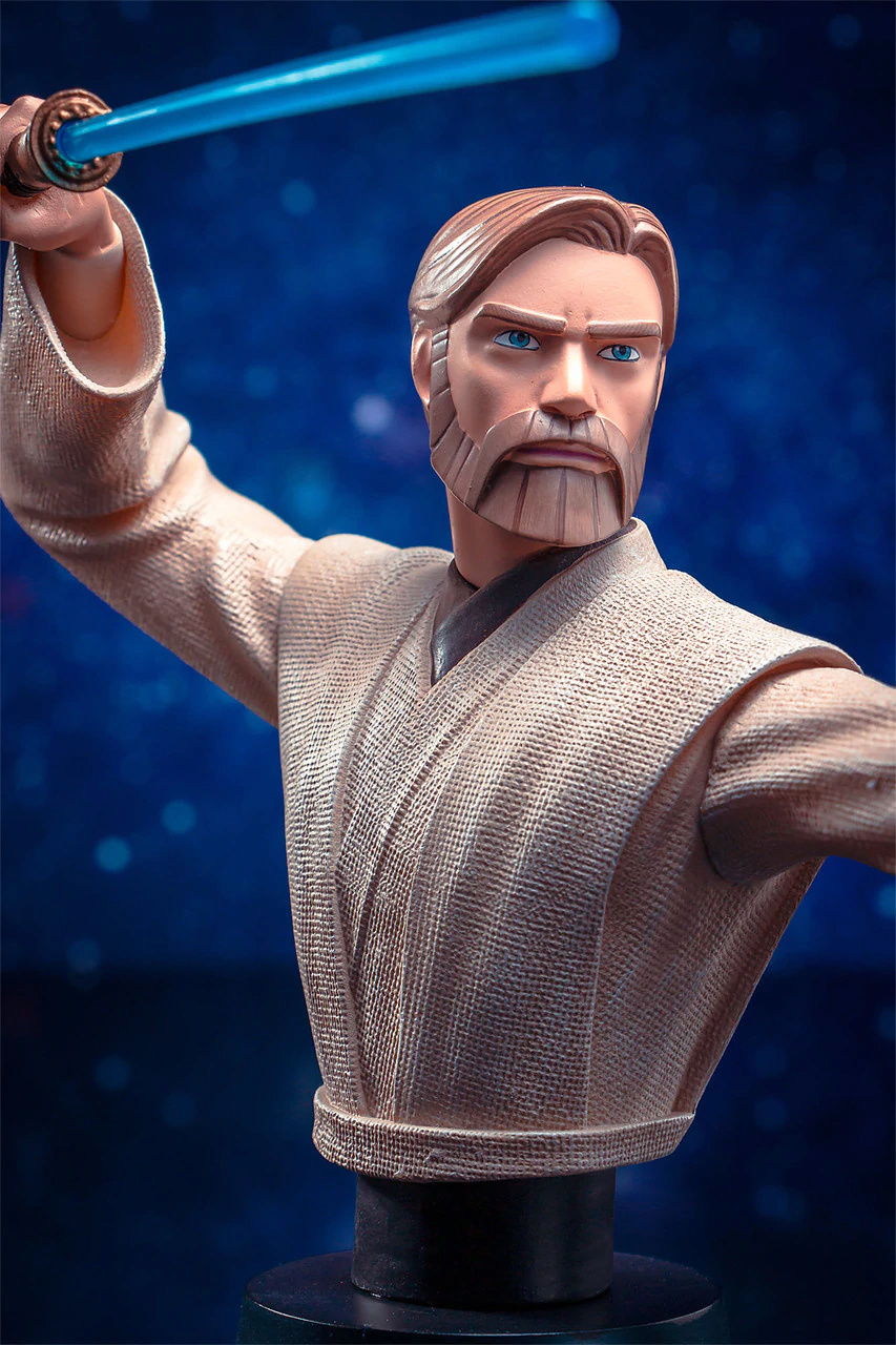 Star Wars Obi Wan Kenobi Bust - 1:7 Scale - Gentle Giant Obi_wa36