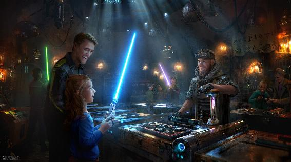 Les news Disney Star Wars: Galaxy's Edge aux Etats Unis (US) - Page 6 Off0610