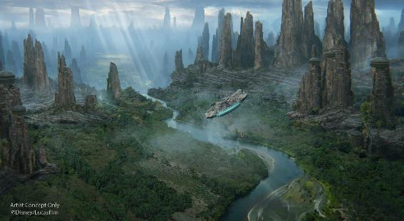 Les news Disney Star Wars: Galaxy's Edge aux Etats Unis (US) - Page 6 Off2710