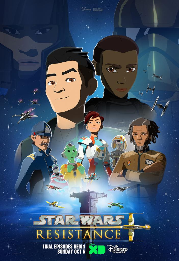 STAR WARS RESISTANCE - Les NEWS - Page 3 Offici11