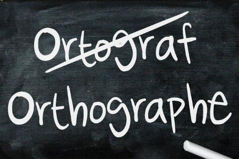 ATTENTION à l'orthographe !!! Orthog10