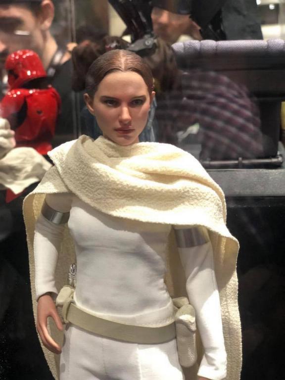 Padme Amidala Sixth Scale Figure Hot Toys Star Wars Padme-12