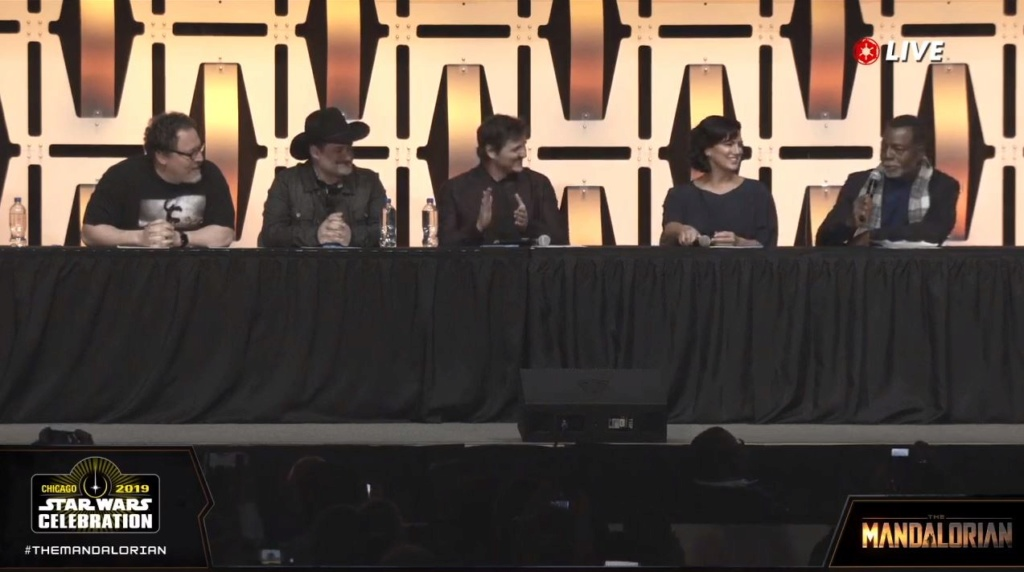 Star Wars Celebration 2019 - Chicago - 11-15 Avril 2019 Panel_28