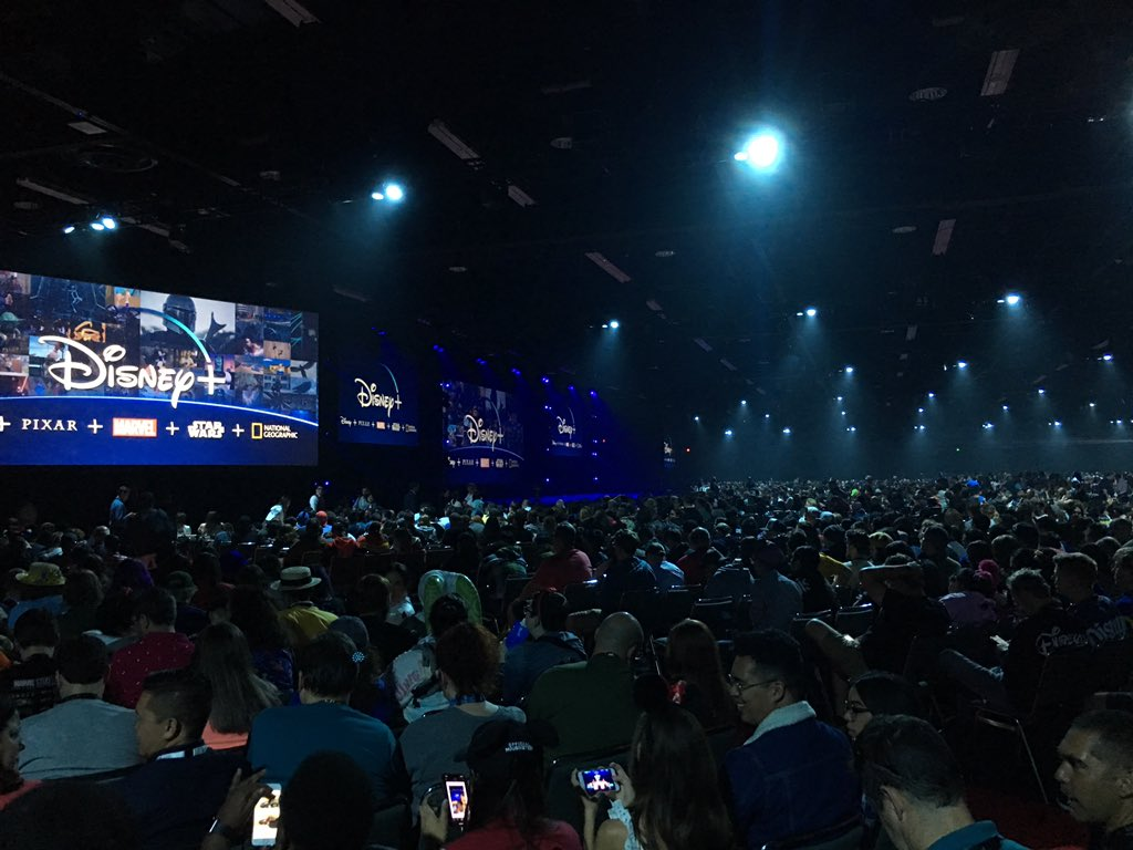 D23 2019 - Anaheim Convention Center - 23-25 Août 2019 Panel_47