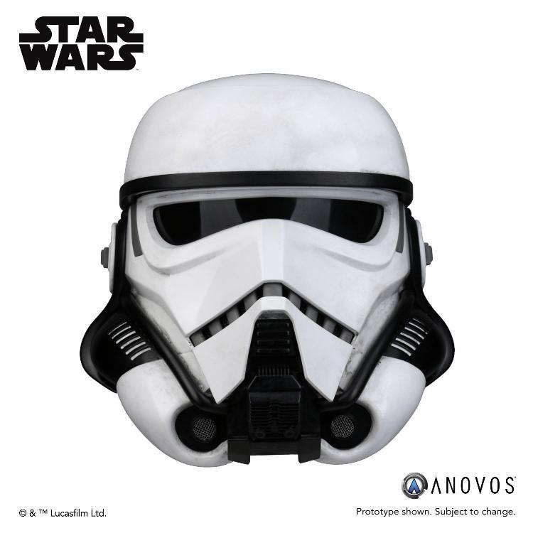 ANOVOS STAR WARS - Imperial Patrol trooper Helmet Patrol10
