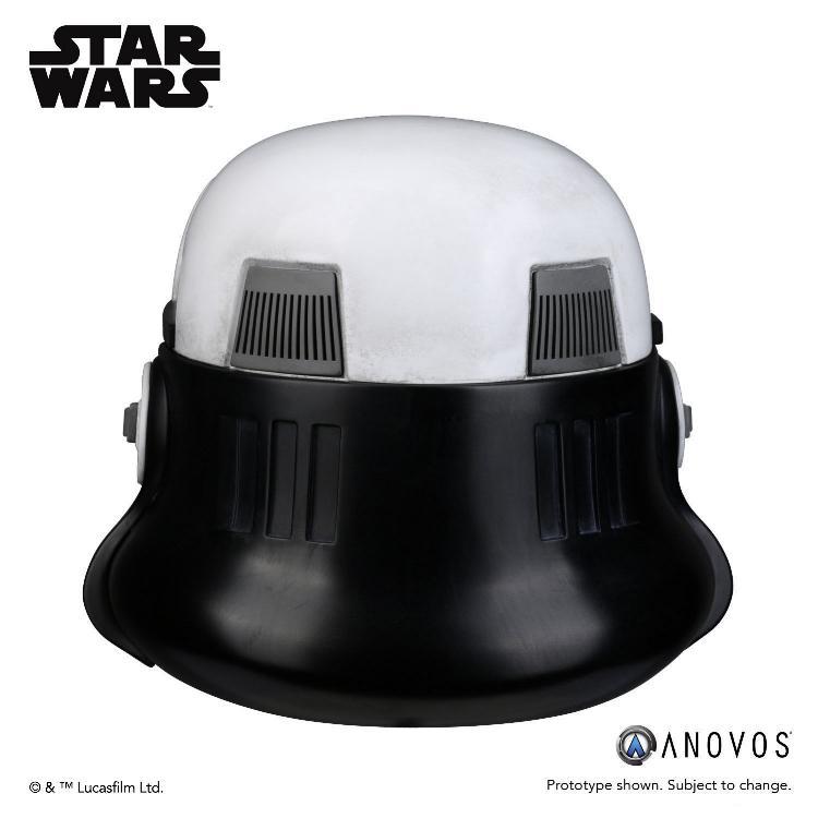 ANOVOS STAR WARS - Imperial Patrol trooper Helmet Patrol12
