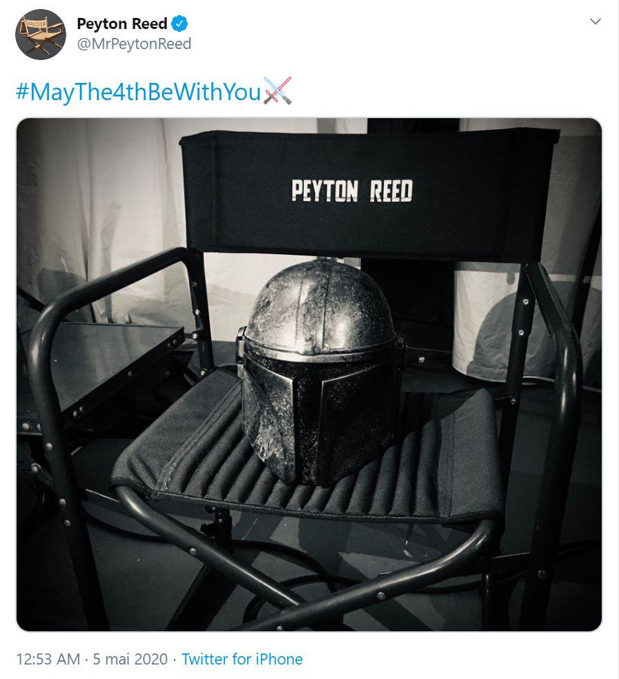 Les NEWS de la saison 2 de Star Wars The Mandalorian  Peyton10