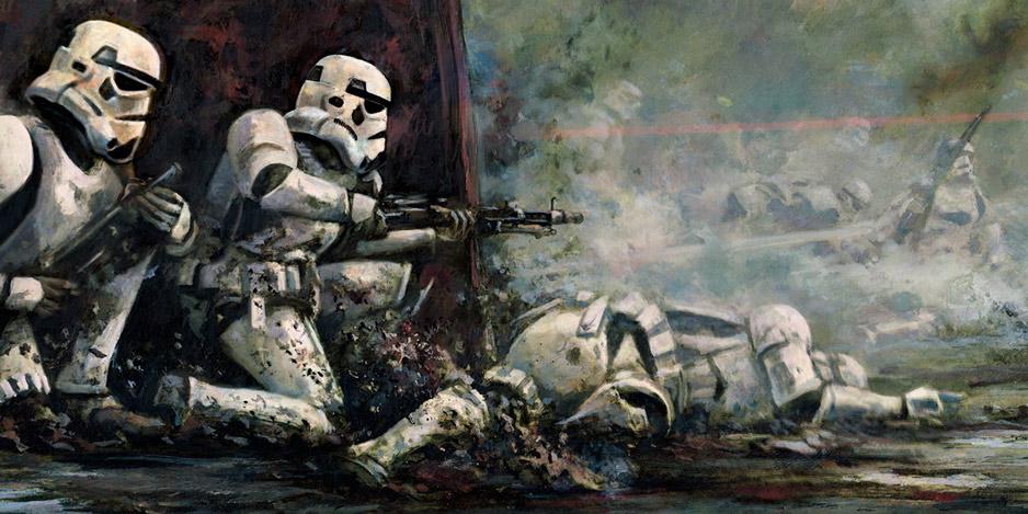 Artwork Star Wars - ACME - Pinned Down Pinned10