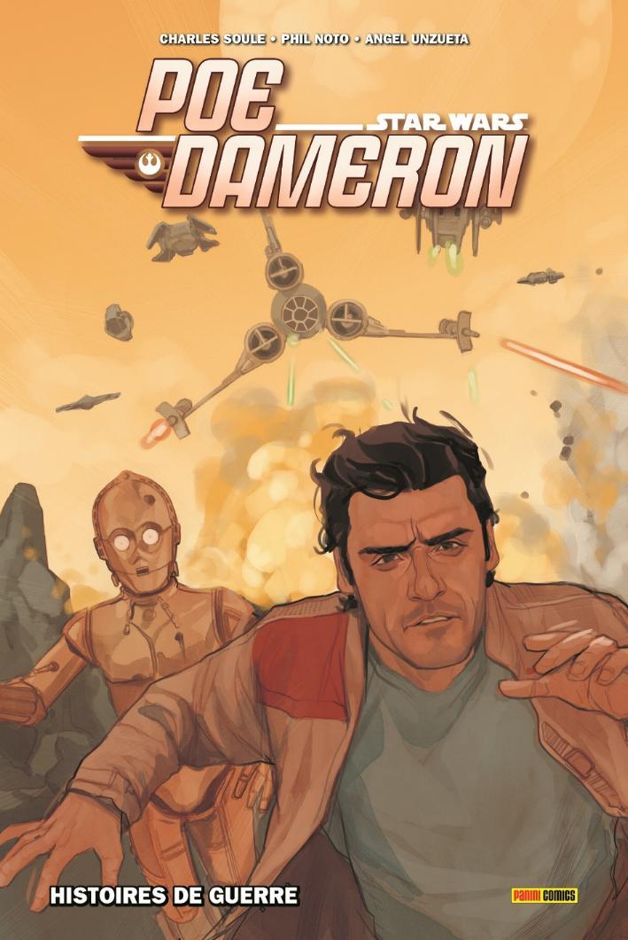 Star Wars - Poe Dameron T02 - Edition DELUXE - PANINI Poe_0211