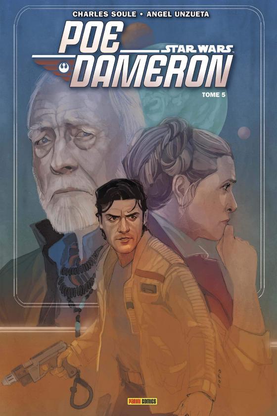 100% Star Wars - POE DAMERON Tome 5 - PANINI Poe_0510