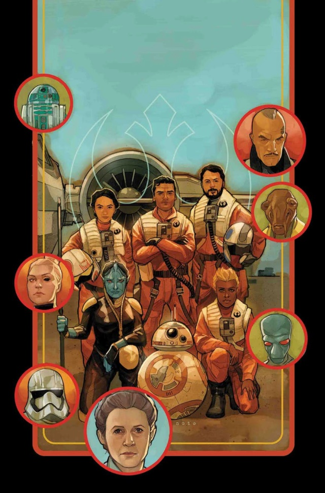 Marvel Comics US - Star Wars: Poe Dameron - Page 2 Poe_da10