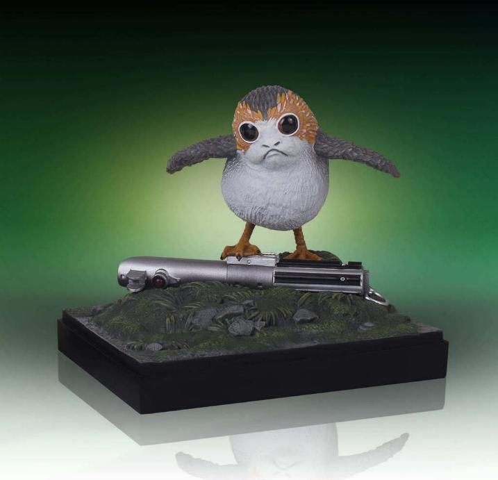 Star Wars - Gentle Giant - PORG BOOKEND SET Porgbo15