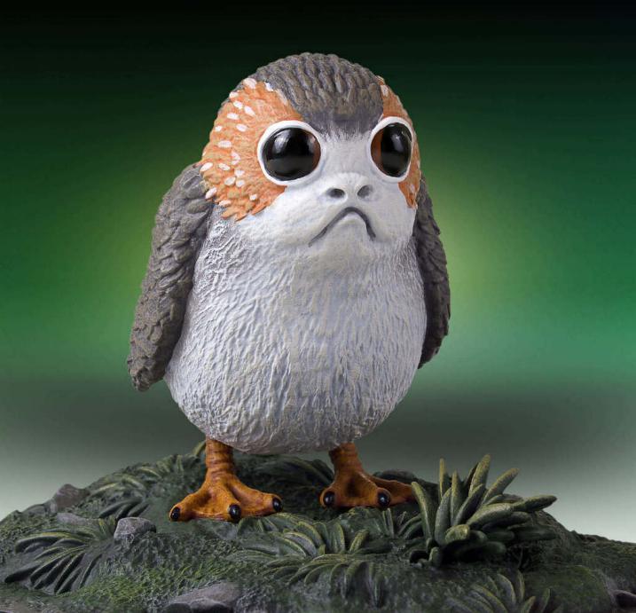 Star Wars - Gentle Giant - PORG BOOKEND SET Porgbo17