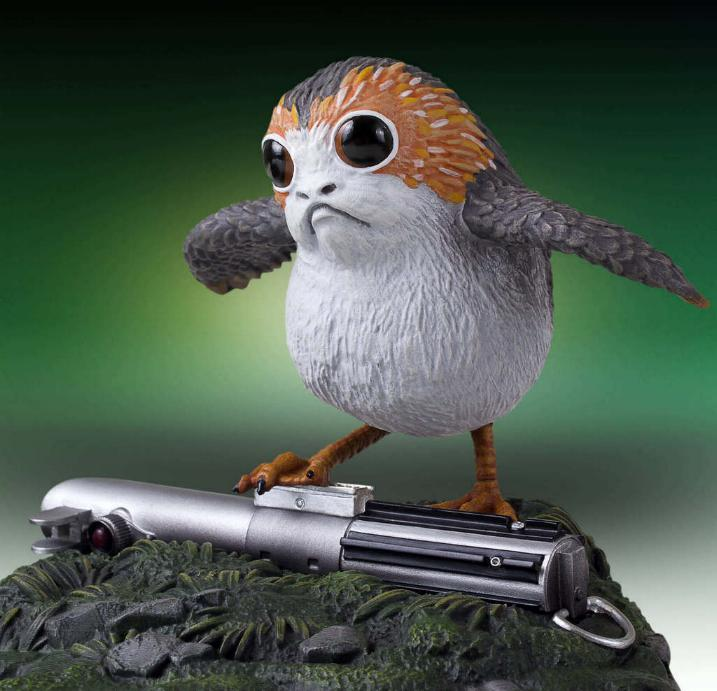 Star Wars - Gentle Giant - PORG BOOKEND SET Porgbo18