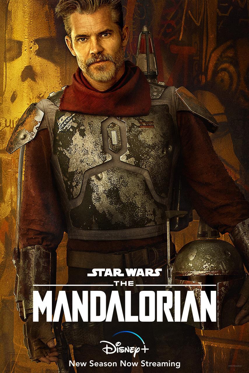Les NEWS de la saison 2 de Star Wars The Mandalorian  - Page 3 Poste100