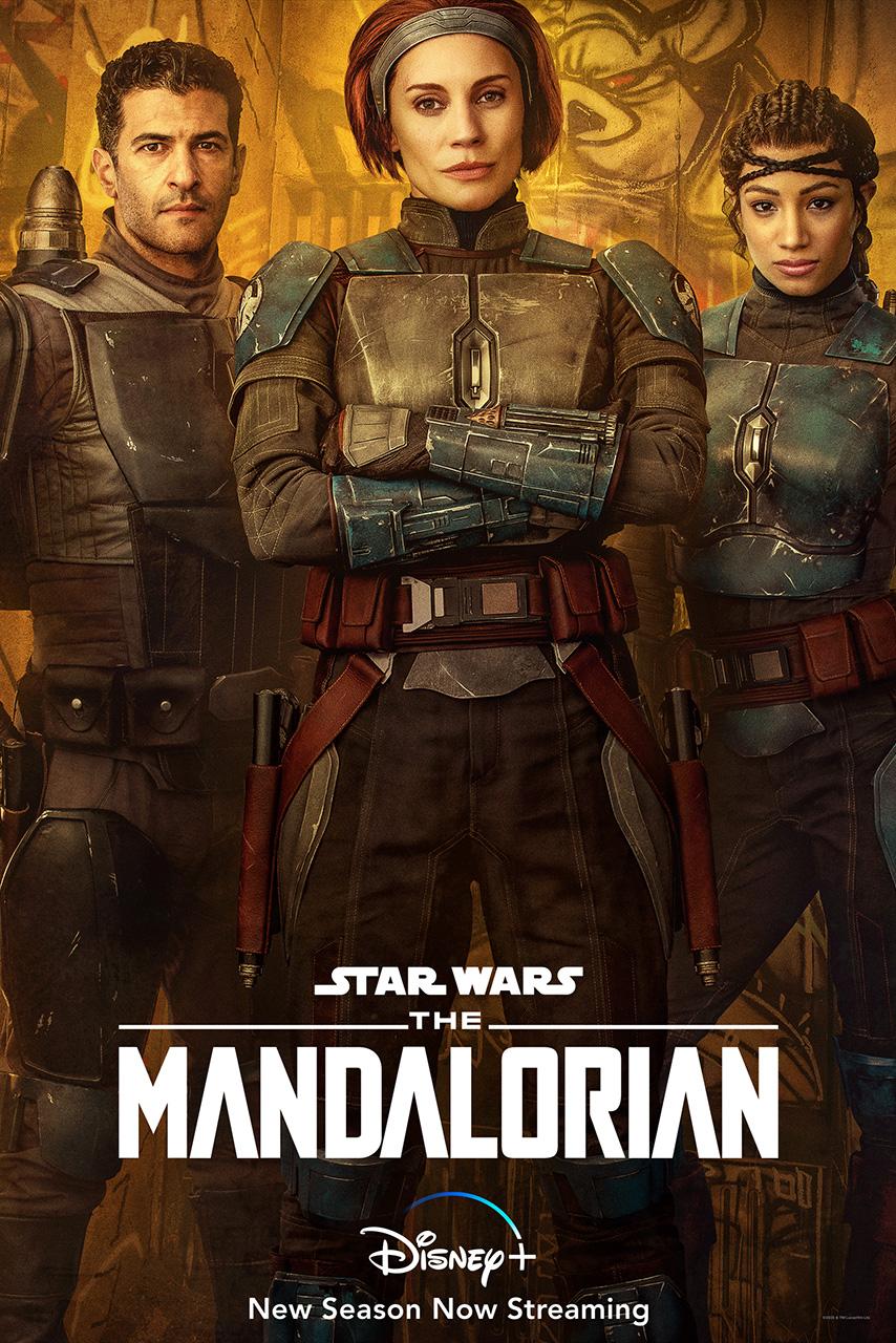 Les NEWS de la saison 2 de Star Wars The Mandalorian  - Page 3 Poste103