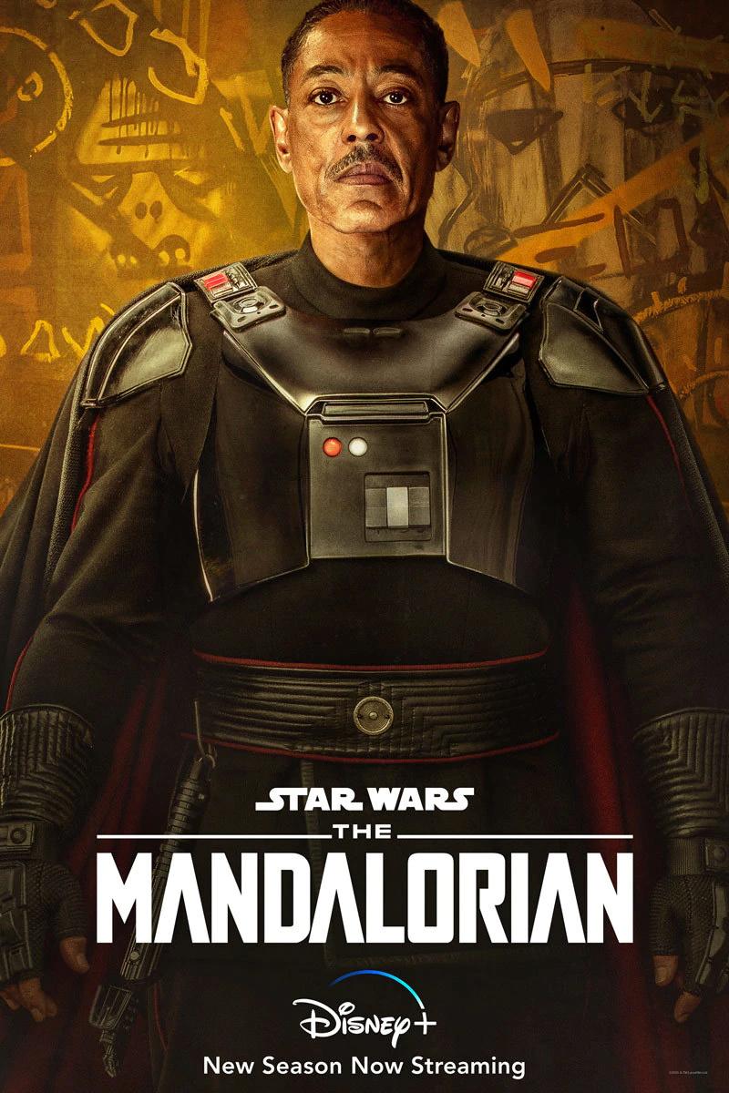 Les NEWS de la saison 2 de Star Wars The Mandalorian  - Page 3 Poste105